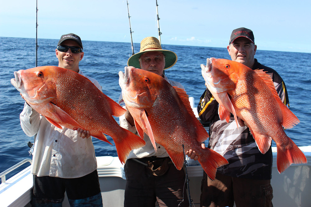 Wilson Fishing Offshore