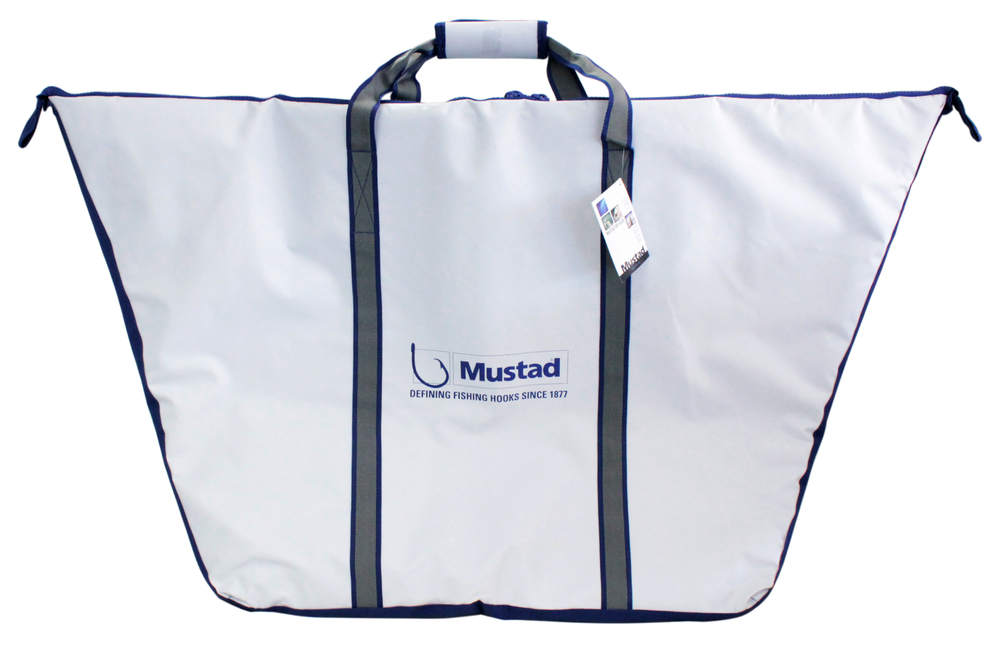 Wilson fishing mustad fish storage bag for Fish in a bag